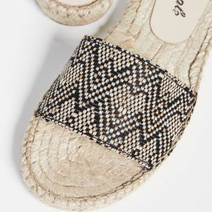 NEW Free People Espadrille Sandals